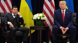 L'aide à l'Ukraine a été gelée en seulement 90 minutes après l'appel de Trump à