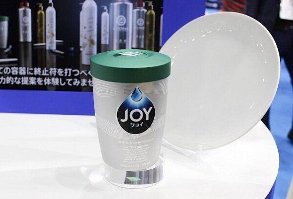 「消臭力」や「JOY」をリサイクル容器で。米テラサイクルの事業、来秋から東京で試運転