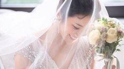 이완과 결혼하는 골프선수 이보미의 웨딩 화보가 공개됐다