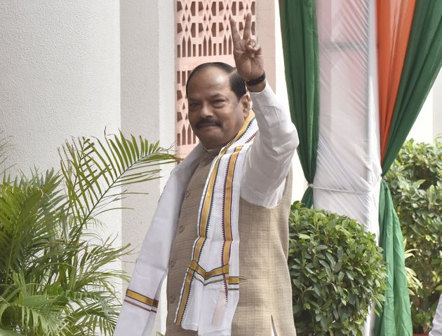 File image of Chief Minister of Jharkhand Raghubar