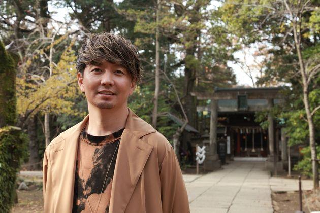 赤坂氷川神社にSHOCK