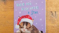 「中国で強制的に働かされている」「助けて」スーパーで買ったクリスマスカードにメッセージ