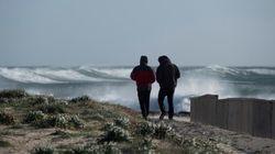 Tiempo: la semana comienza con viento en Galicia y Pirineo y nubes en todo el