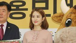 배우 한혜진이 한우 홍보대사 계약 후 행사 불참해 2억원을 물게
