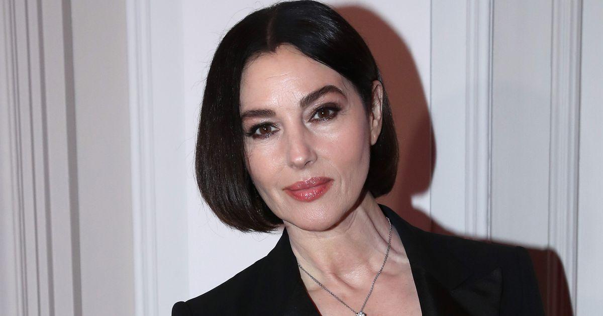 Monica Bellucci s'est coupée les cheveux à la garçonne | Le HuffPost