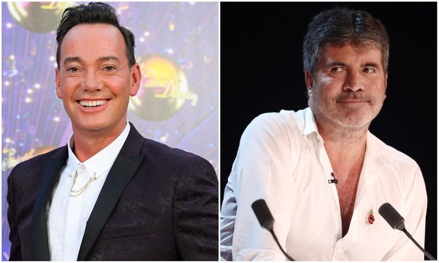 Craig Revel Horwood Wants A Strictly/X Factor Crossover With Simon Cowell And Sharon Osbourne