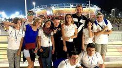 8 ragazzi autistici, la passione per la scherma e un sogno: le olimpiadi di Tokyo