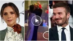 David e Victoria Beckham innamorati come il primo giorno. Il ballo romantico al party