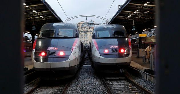 Moins de 50% de conducteurs en grève à la SNCF, ce lundi 23 décembre, une première...