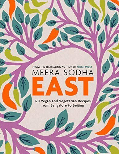"""<a href=""""https://amzn.to/2MmwwLM"""" target=""""_blank"""" role=""""link"""" class="""" js-entry-link cet-external-link"""" data-vars-item-name=""""East: 120 Vegetarian and Vegan recipes from Bangalore to Beijing by Meera Sodha, Amazon,"""" data-vars-item-type=""""text"""" data-vars-unit-name=""""5e00b82de4b05b08bab84d5d"""" data-vars-unit-type=""""buzz_body"""" data-vars-target-content-id=""""https://amzn.to/2MmwwLM"""" data-vars-target-content-type=""""url"""" data-vars-type=""""web_external_link"""">East: 120 Vegetarian and Vegan recipes from Bangalore to Beijing by Meera Sodha, Amazon,</a> £13.38"""