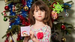 6-Year-Old Finds Foreign Prisoner's Plea From China In Christmas