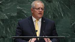 Vivement critiqué pour les incendies, le Premier ministre australien répond à Greta
