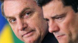 Bolsonaro nega compromisso com Moro ao STF, de olho nele como vice em