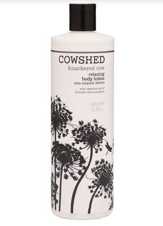 Knackered Cow Relaxing Body Lotion 500ml