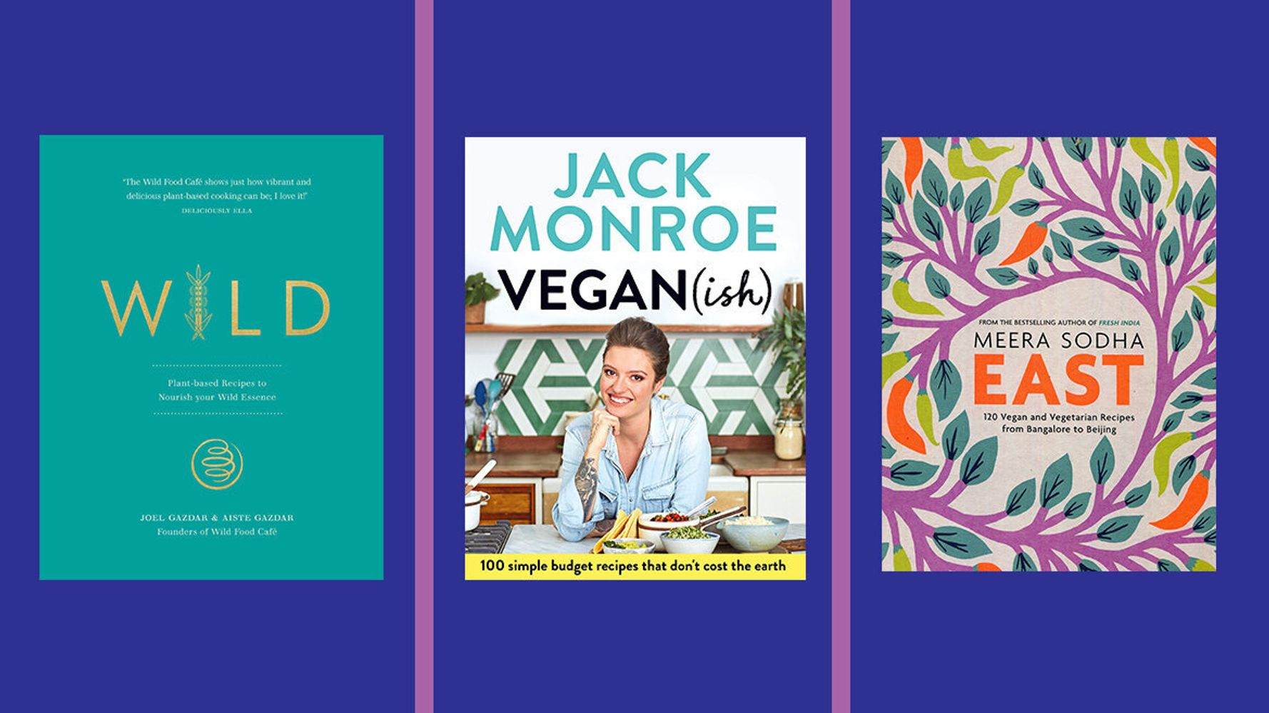 Veganuary: The 10 Best Vegan Cookbooks To Spice Up Your Plant-Based Diet