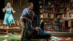 Είδαμε την παράσταση του Κωνσταντίνου Μαρκουλάκη «Ποιος φοβάται τη Βιρτζίνια