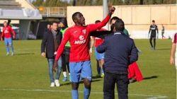 Un futbolista senegalés, víctima de insultos racistas por parte de aficionados del Albacete