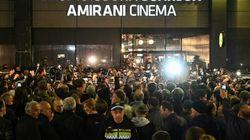 Εικόνες μεσαίωνα στην Γεωργία: Προπηλακισμοί και επιθέσεις σε πρεμιέρα ταινίας με