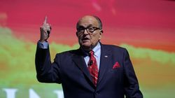 Rudy Giuliani Tells Reporter: 'I Know How Not To Commit