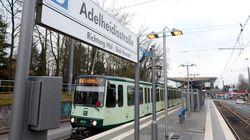 Des passagers stoppent un tramway fou en