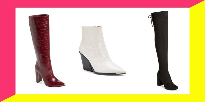 The Best Boots To Buy During The Nordstrom Half-Yearly Sale