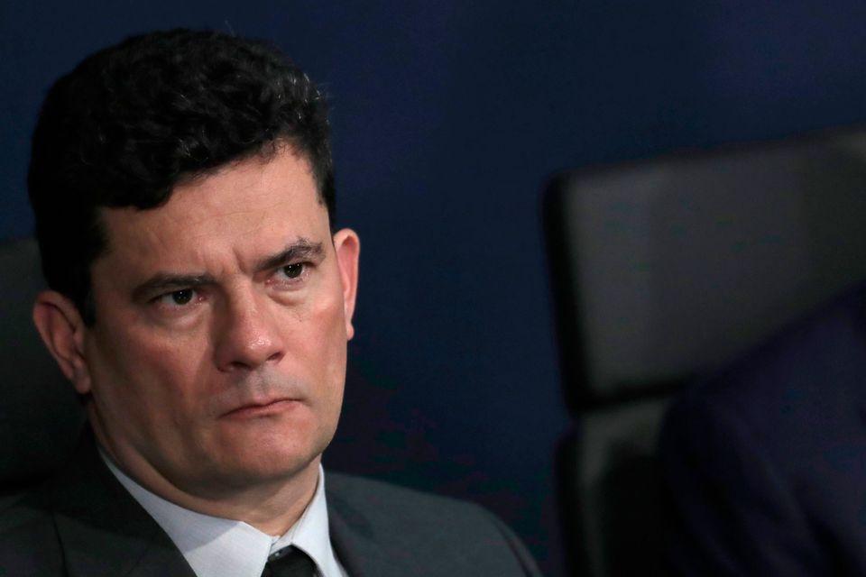 O ministro da Justiça, Sérgio