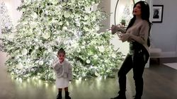 Kylie Jenner's Daughter's Lavish Christmas Gift Sends Twitter Into