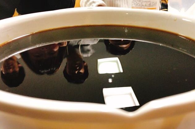 特大コーヒーゼリー
