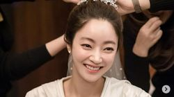 서효림이 결혼식 마친 소감을 말했다