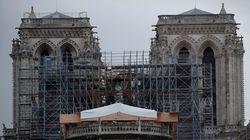 Notre Dame de París se queda sin misa de Navidad por primera vez en 216