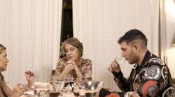 Las arcadas de Omar Montes tras probar la comida de Pilar Gutiérrez: