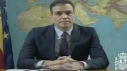 Sánchez, a las tropas en el exterior: