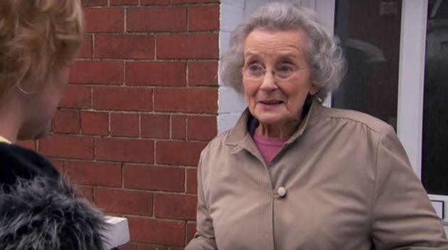 Gavin & Stacey Christmas Special Pays Tribute To Doris Actress Margaret John