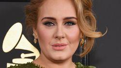 Adele, totalmente irreconocible en su última foto tras su cambio