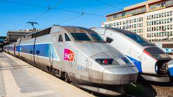 Le taux de grévistes en légère hausse à la SNCF à