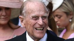 Prince Philip Leaves The Hospital Just In Time For