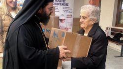 Χριστουγεννιάτικο τραπέζι από την «Αποστολή» σε 3000 οικογένειες στη Θράκη τη Μακεδονία και την