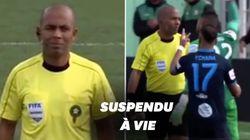 Au Maroc, un arbitre suspendu à vie après un match jugé