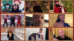 Spot The Canadian Celebs In This Mariah Carey Xmas Tribute
