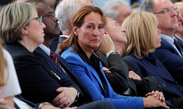 Ségolène Royal, ici lors d'un meeting d'Emmanuel Macron en mai 2017,va devoir s'expliquer...