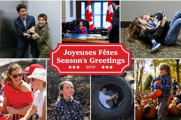 The front of Prime Minister Justin Trudeau's holiday