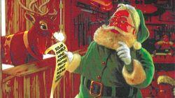 Le Père Noël écolo d'un spectacle scolaire provoque un tollé dans une ville pétrolière