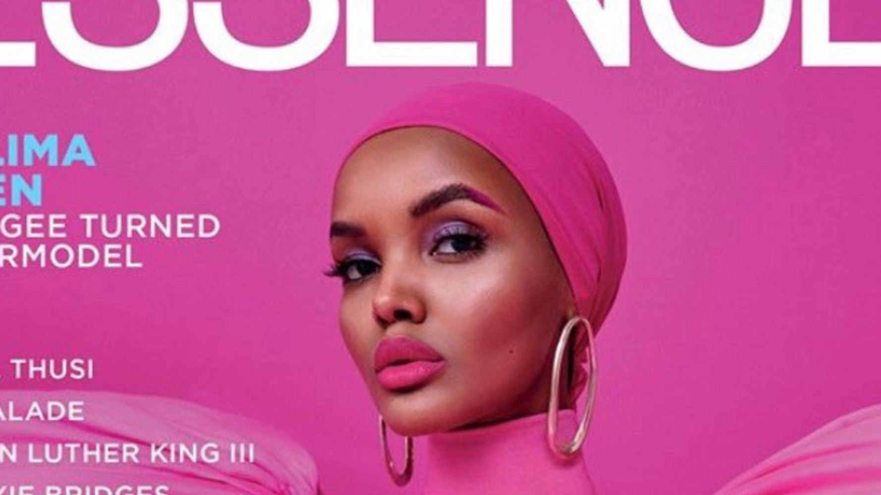 Halima Aden Is First Black Woman In Hijab To Grace Cover Of Essence Magazine