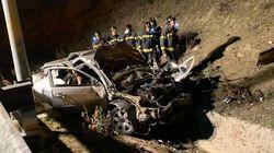 Mueren tres jóvenes y otro, herido grave, en un accidente de tráfico en