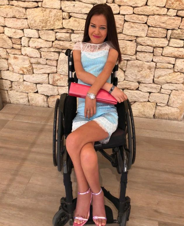 Paralysed Woman Who Inspired Princess Diana Stranded At Christmas As Airline Loses Wheelchair Part