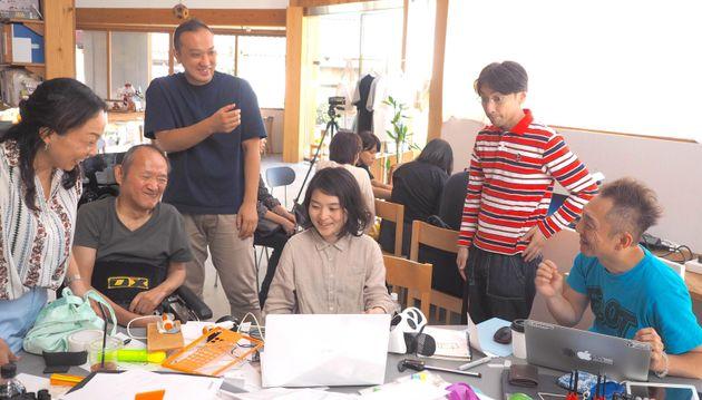奈良県内で開催した2Daysメイカソン