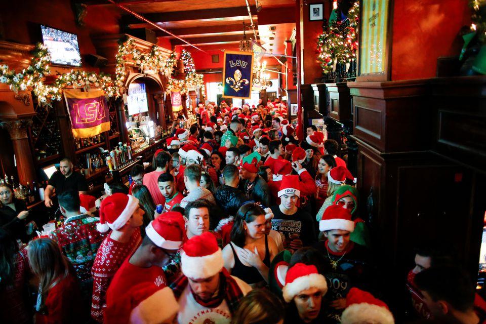 Ο γύρος του κόσμου σε 10+1 Χριστουγεννιάτικες