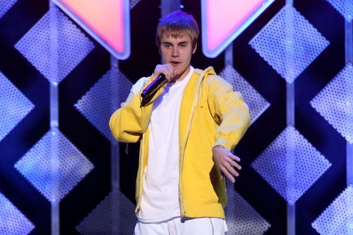 Justin Bieber (ici le 9 décembre 2016) fait son retour et annonce un album et une tournée