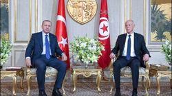 Αιφνιδιαστική επίσκεψη Ερντογάν στην Τυνησία -«Τι σχέση έχει η Ελλάδα με τη