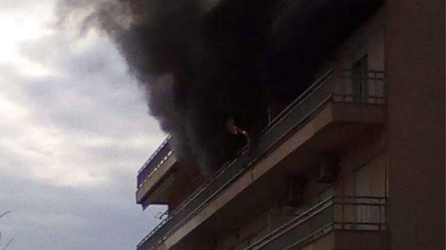 Αλεξανδρούπολη: Νεκρός 70χρονος από πυρκαγιά σε